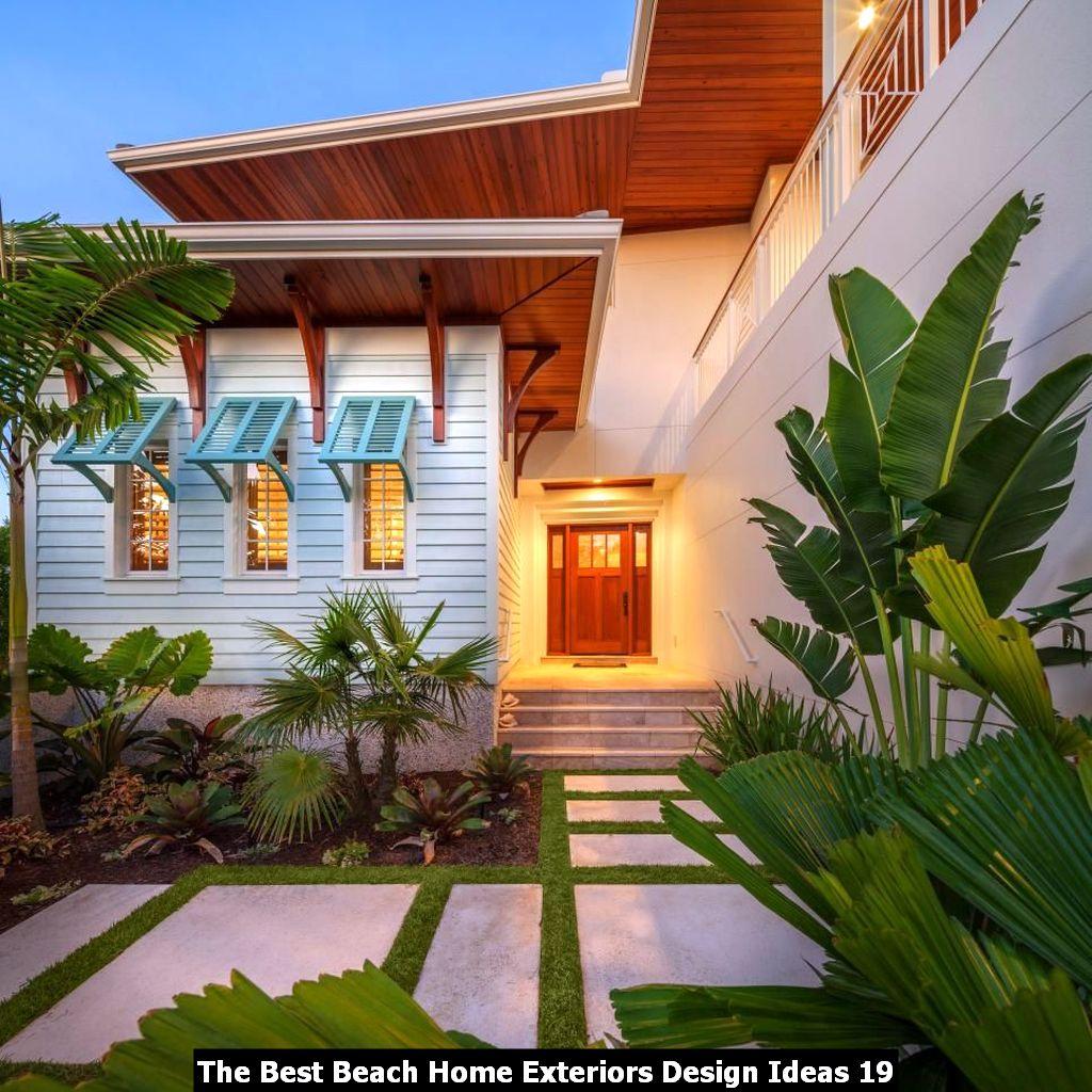 The Best Beach Home Exteriors Design Ideas 19