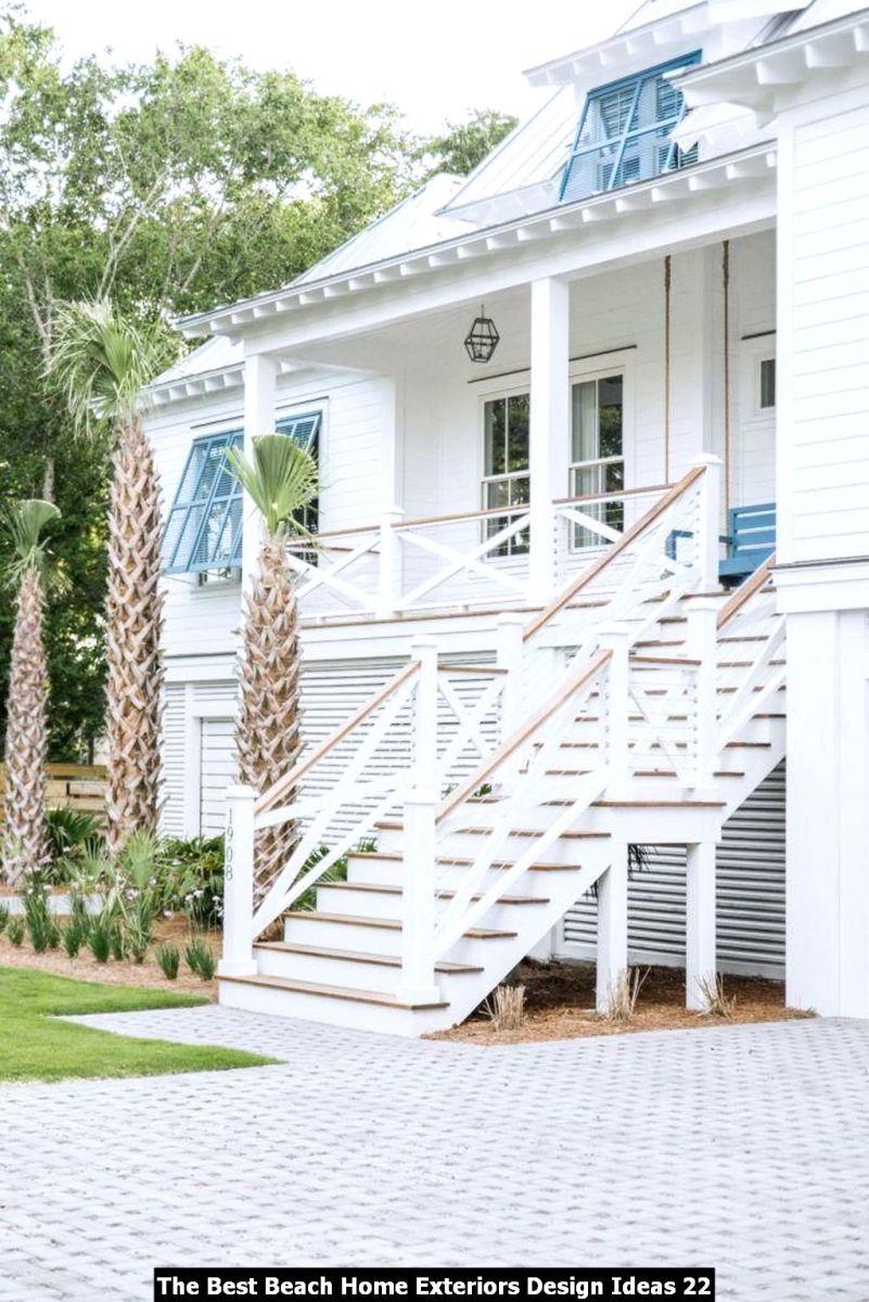 The Best Beach Home Exteriors Design Ideas 22