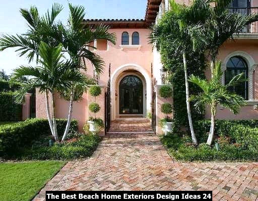 The Best Beach Home Exteriors Design Ideas 24
