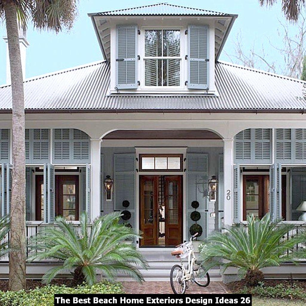 The Best Beach Home Exteriors Design Ideas 26