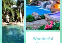 Wonderful Natural Swimming Pool Designs You Must Have