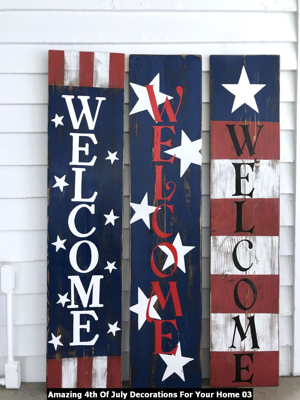 Amazing 4th Of July Decorations For Your Home 03