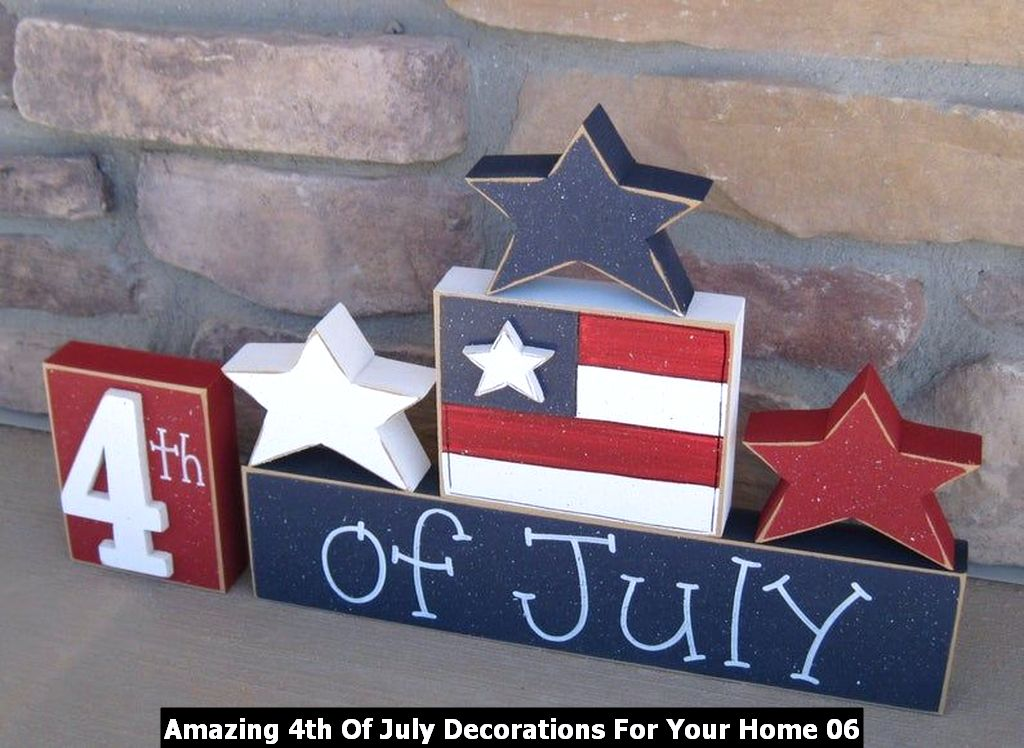 Amazing 4th Of July Decorations For Your Home 06