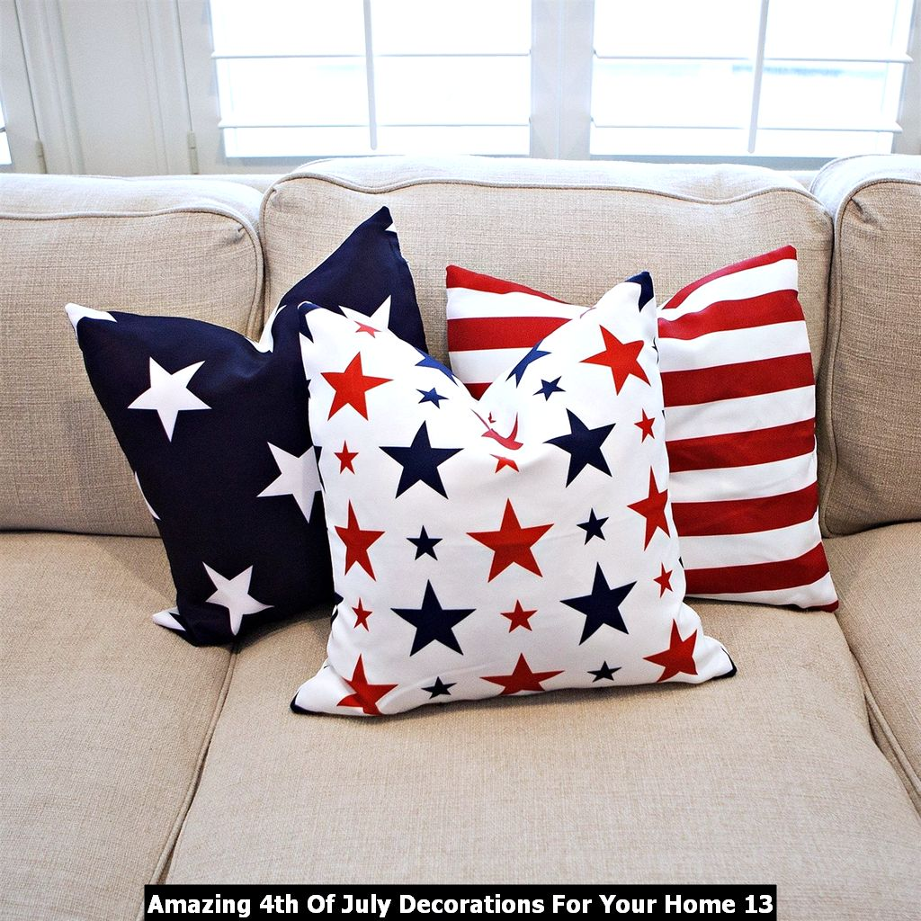 Amazing 4th Of July Decorations For Your Home 13