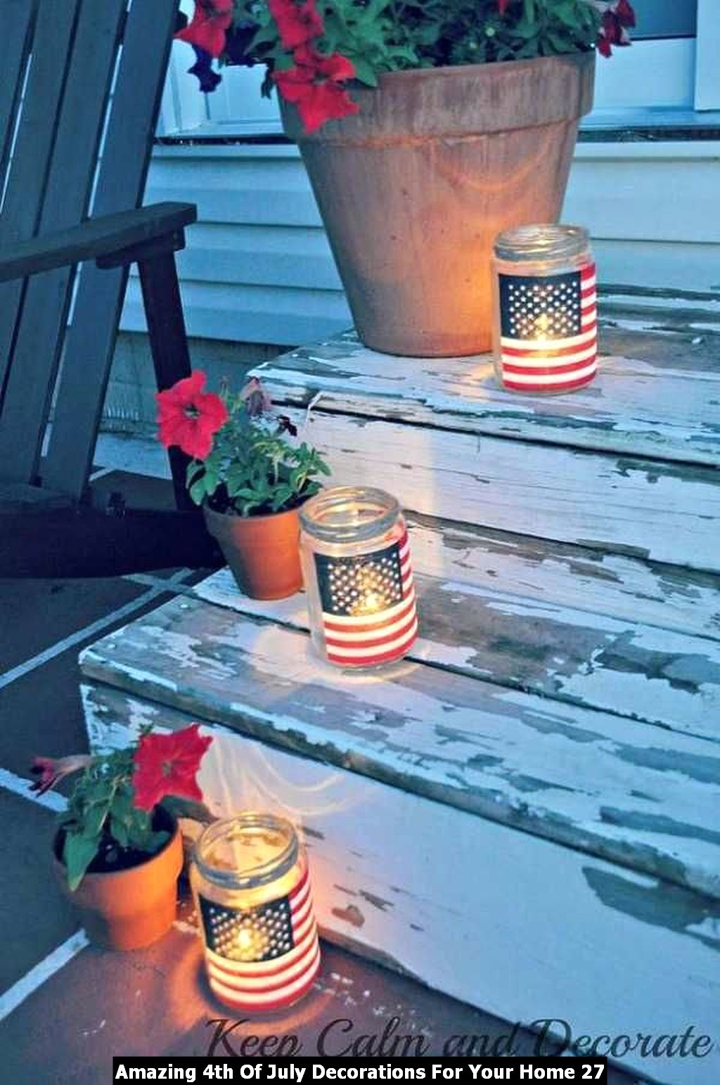 Amazing 4th Of July Decorations For Your Home 27