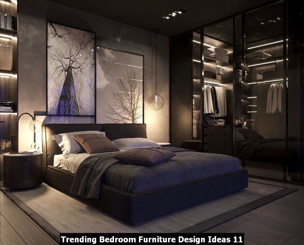 Trending Bedroom Furniture Design Ideas 11