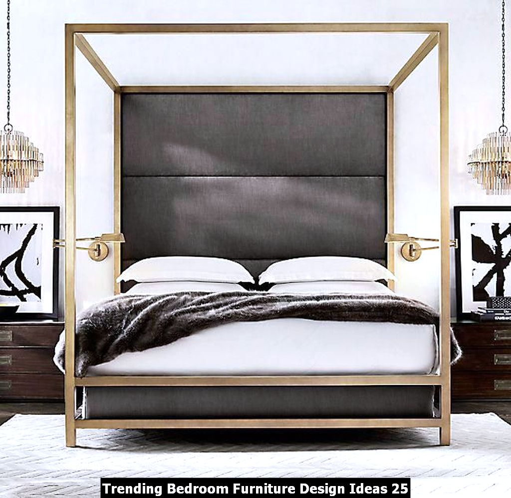 Trending Bedroom Furniture Design Ideas 25