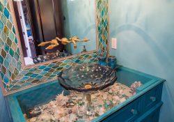 Ocean Bathroom Decor