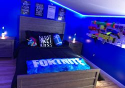 Fortnite Bedroom Decor