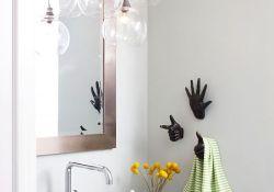 Hanging Bathroom Lights