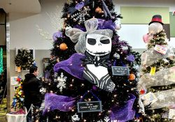 Nightmare Before Christmas Tree Decorations