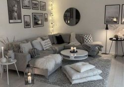 Apartment Living Room Decor