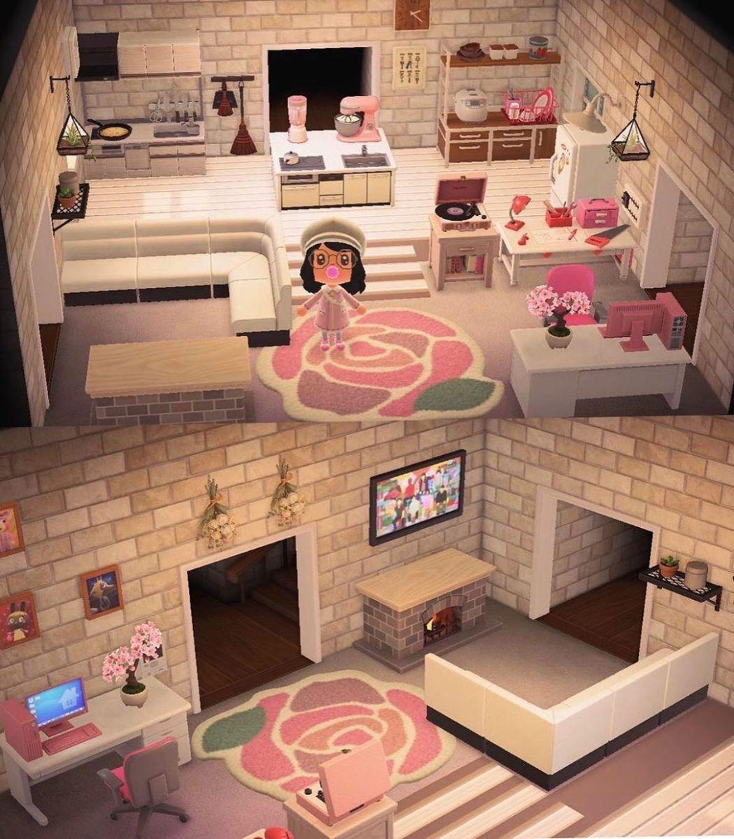 Animal Crossing Living Room Ideas