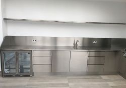 Outdoor Stainless Steel Cabinets