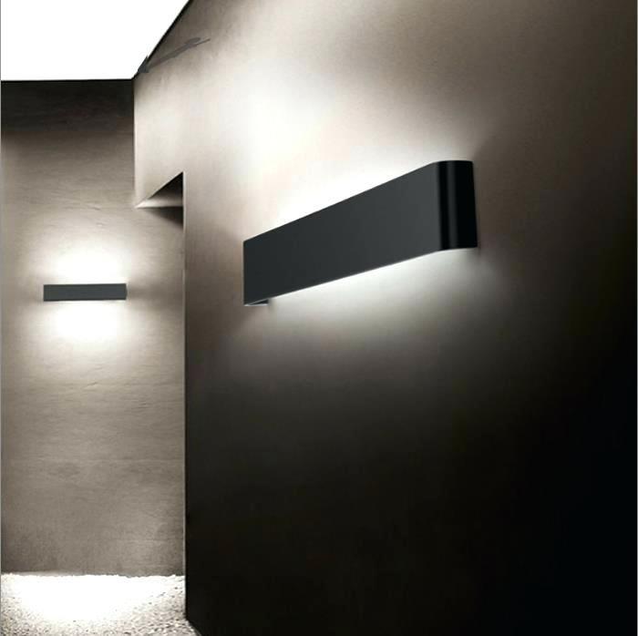 Black Bathroom Light