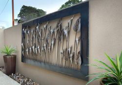 Outdoor Wall Decor Large