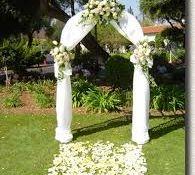 DIY Wedding Arch Decorations
