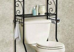 Bathroom Toilet Shelf