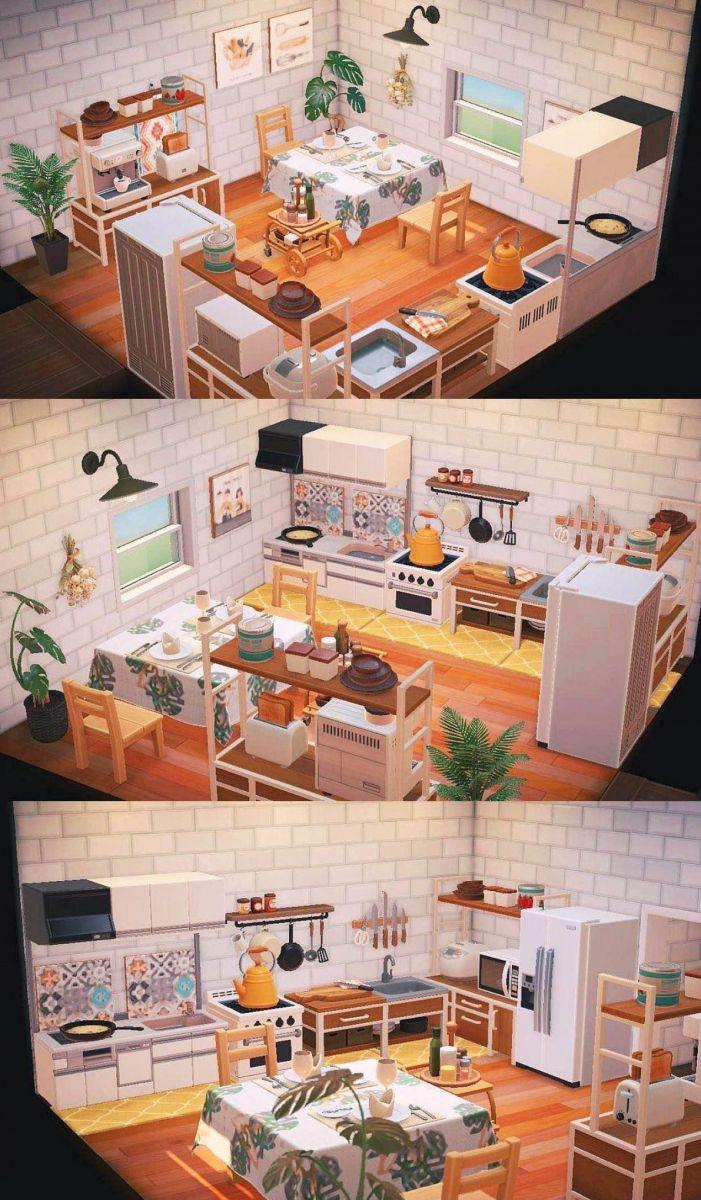 Animal Crossing Kitchen Ideas