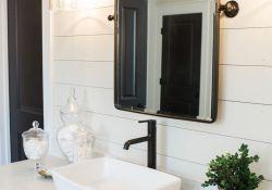 Pivot Mirror Bathroom