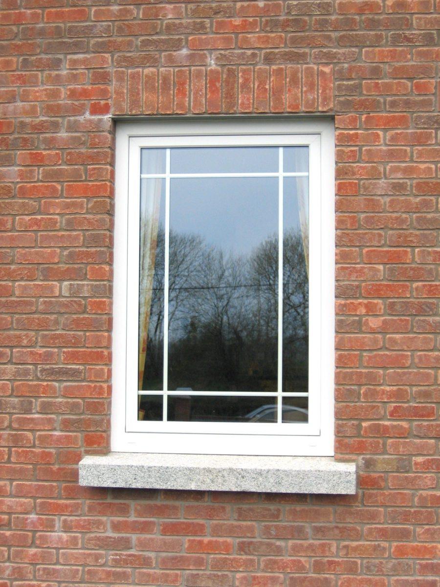 Exterior Window Sill