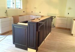 Kitchen Island Base Cabinets