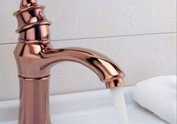 Copper Bathroom Faucets