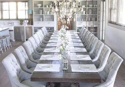 Long Dining Room Table