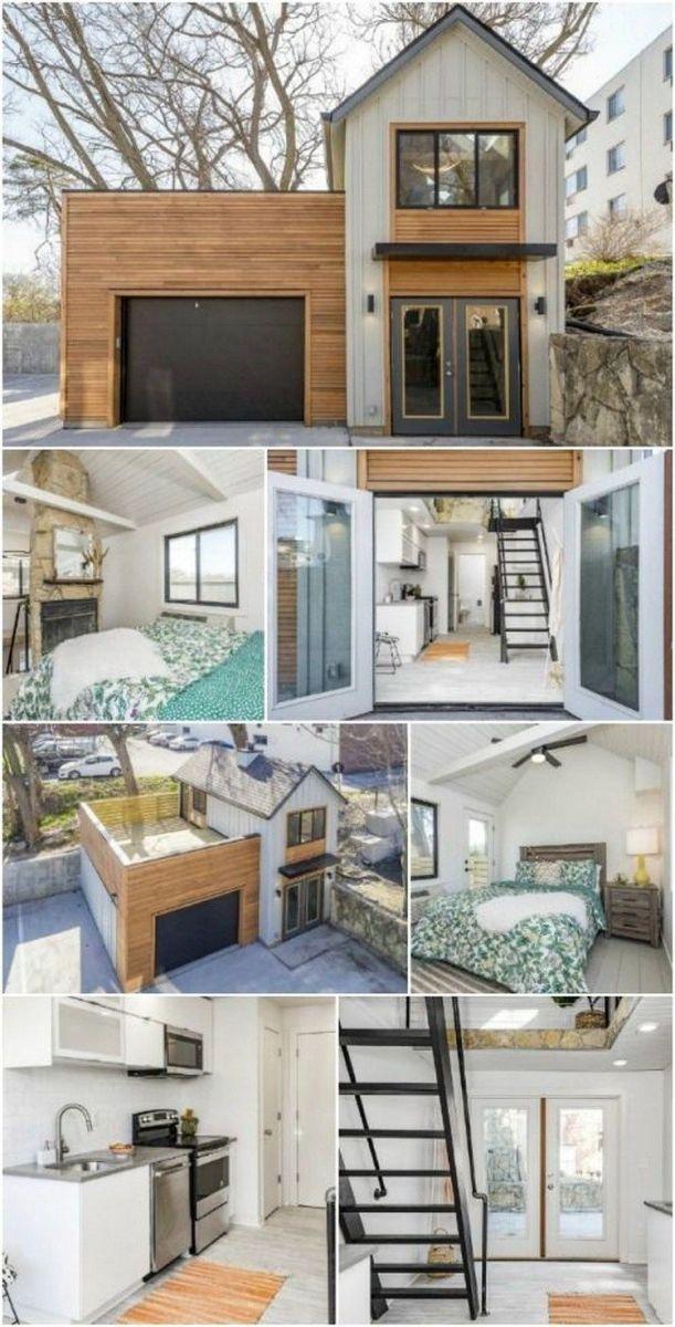 Unique Tiny Home Designs