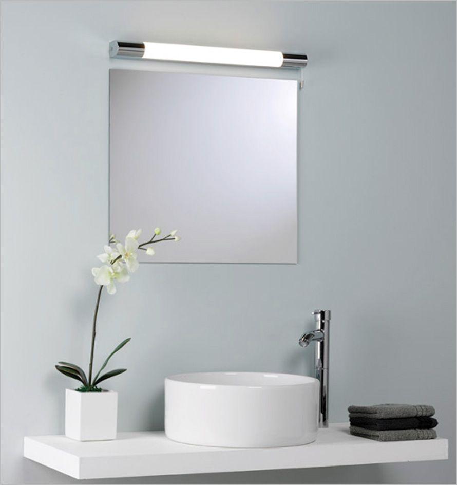 Bathroom Lights Above Mirror