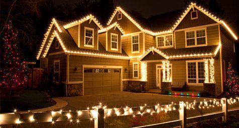 Exterior Christmas Lights
