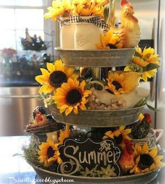 Adorable Summer Decor Ideas To Kick The Winter Blash 15