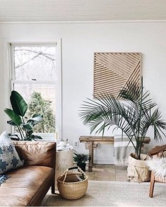 Affordable Living Room Summer Decorating Ideas 05