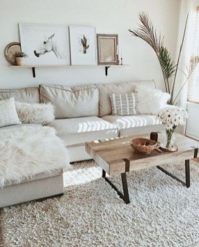 Affordable Living Room Summer Decorating Ideas 17