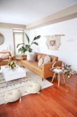 Affordable Living Room Summer Decorating Ideas 49