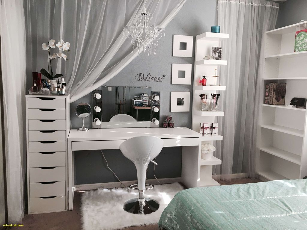 Casual Dressing Table Ideas In Your Room 11