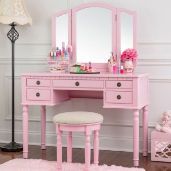 Casual Dressing Table Ideas In Your Room 12