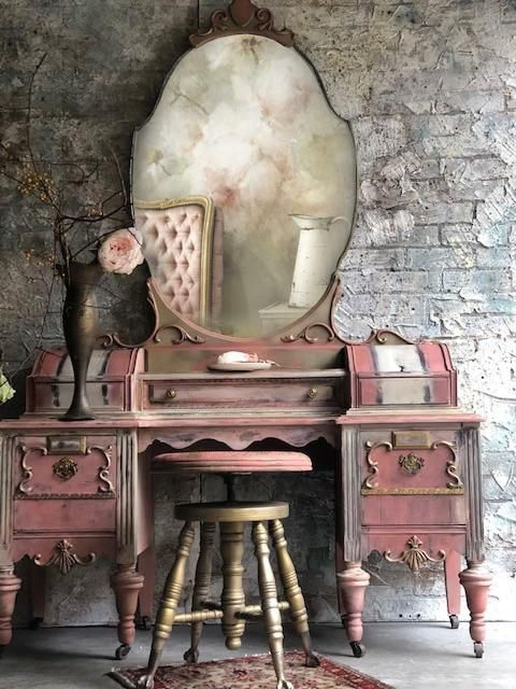 Casual Dressing Table Ideas In Your Room 17