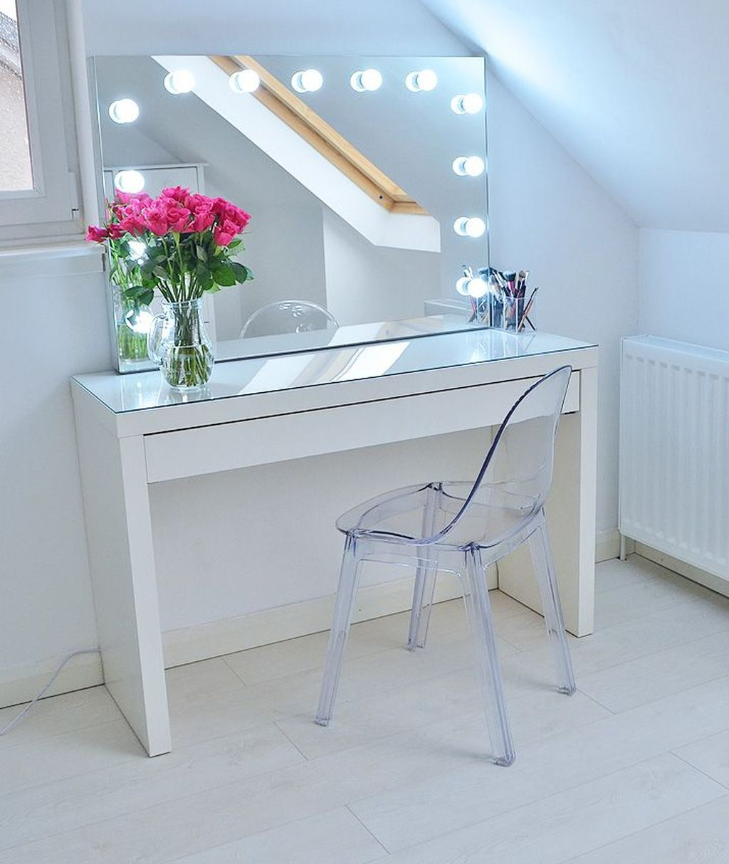 Casual Dressing Table Ideas In Your Room 19
