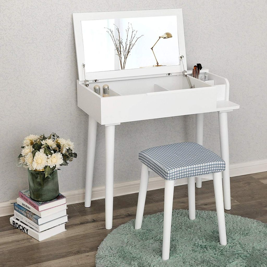 Casual Dressing Table Ideas In Your Room 24