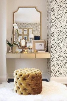 Casual Dressing Table Ideas In Your Room 40