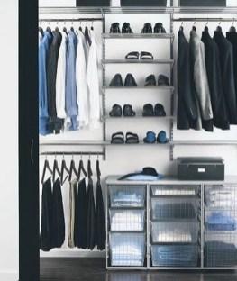 Classy Design Ideas An Organised Open Wardrobe 20