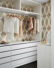 Classy Design Ideas An Organised Open Wardrobe 27