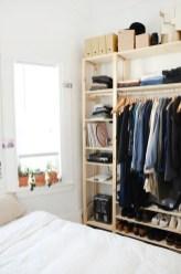 Classy Design Ideas An Organised Open Wardrobe 36