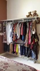 Classy Design Ideas An Organised Open Wardrobe 43