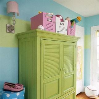 Delightful Wardrobe Shutter Designs Ideas For Children 14