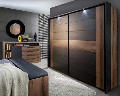 Rustic Wardrobe Design Ideas That Is In Trend 29