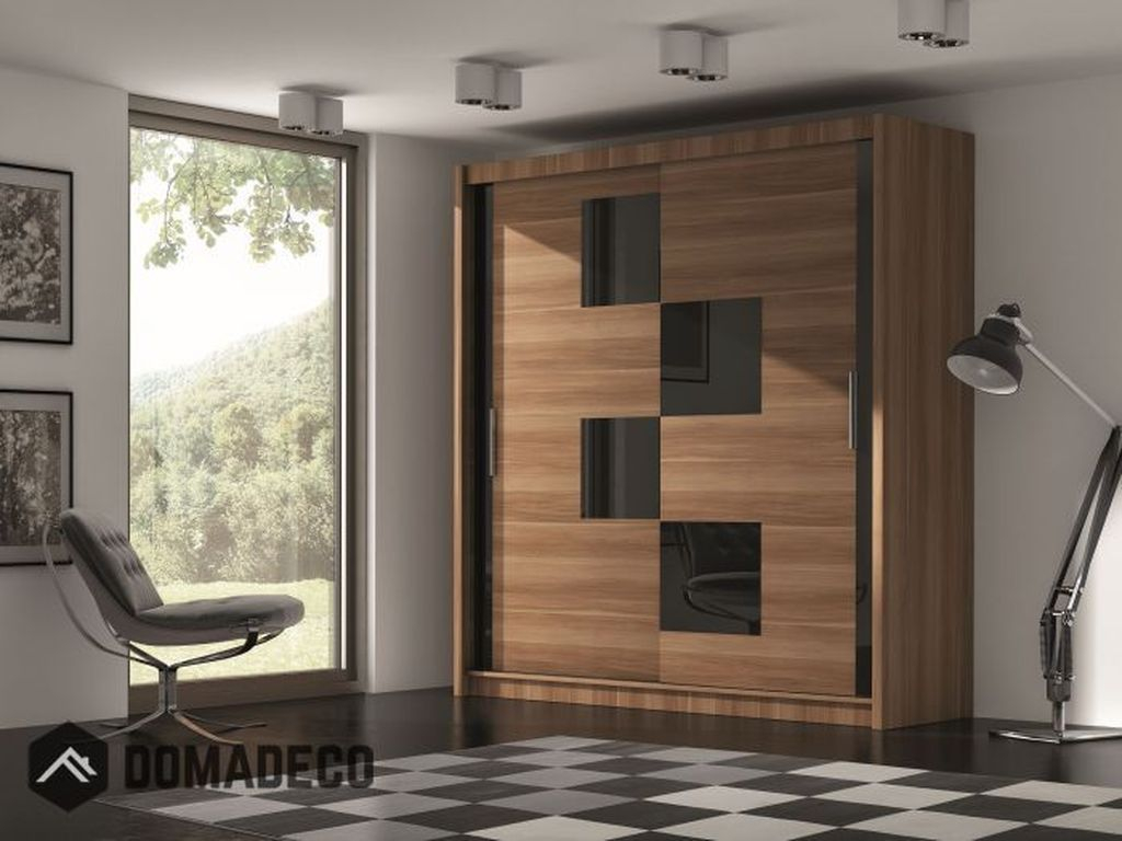 Rustic Wardrobe Design Ideas That Is In Trend 34
