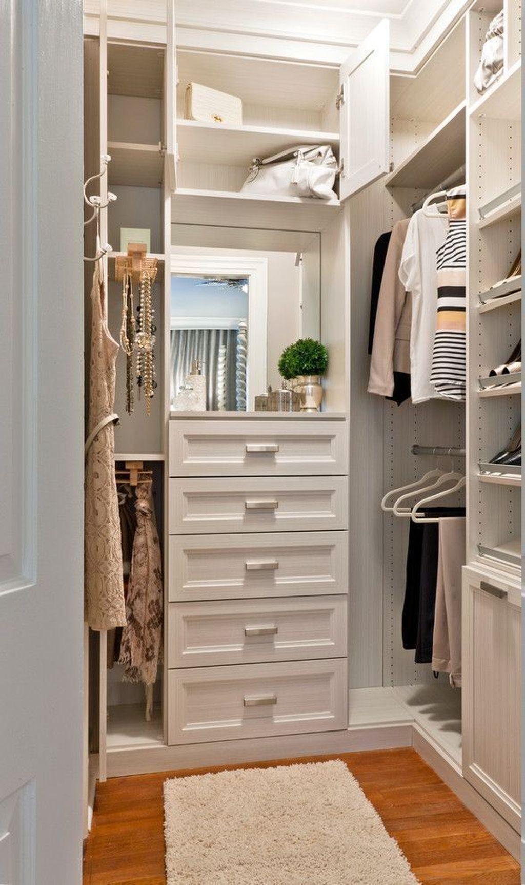 Rustic Wardrobe Design Ideas That Is In Trend 44