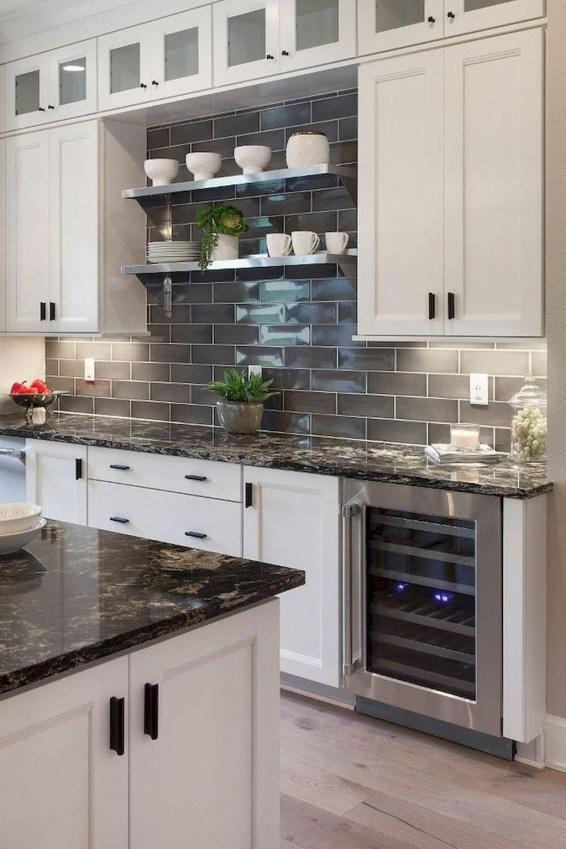 Adorable Kitchen Backsplash Decorating Ideas For This Year 53